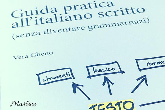 guida pratica all'italiano scritto