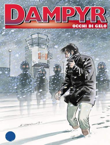 dampyr numero 85 aprile 2007