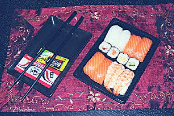cos'è il sushi