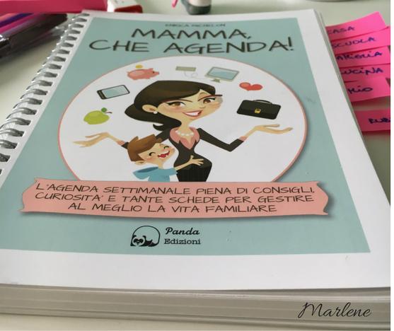 agenda dedicata alle mamme