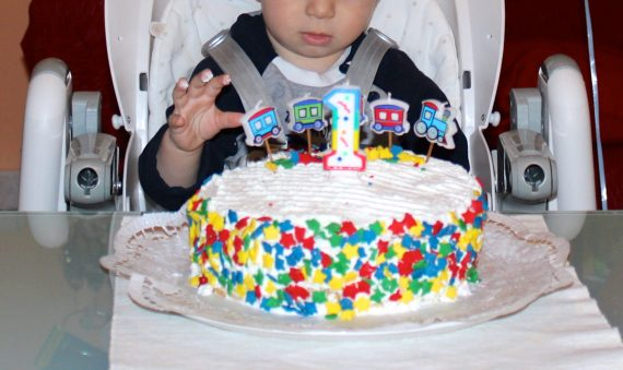 primo compleanno